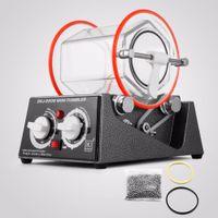 Wholesale Polishing Jewelry Machine - New 3Kg Rotary Mini Tumbler Surface Polisher Jewelry Polishing Finishing Machine Durable Rotary Mini-Tumbler for Sale