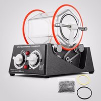 mini rotary machine al por mayor-New 3Kg Rotary Mini Tumbler Surface Pulidor de la joyería Pulido Máquina de acabado Durable Mini-Tumbler rotativo para la venta