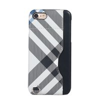 Wholesale Grid Pattern Plaid - Fashion Business Style Wallet Case for iPhone 7 7Plus Grid Plaid Pattern Cellphone Shell with Card Holder Full Protective