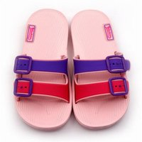 Wholesale Closed Toed Sandals - Abb1c- Color 1-9 rubber closed toe sandals children summer sandals boys and girls fashion sandals for kids