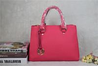 Wholesale Top Quality Ladies Handbags - Top quality Fashion Women handbags MICHAEL KALLY famous brand flap Bag Messenger bags Purse lady saffian Shoulder clutch Killer bags 6616