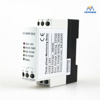 Wholesale High Voltage Protection - Hot sale ME-JVRD380 voltage relay sealed high power three-phase sequence voltage protection device of high quality