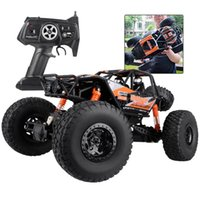 MZ RC Car 4WD 2.4GHz Rock Crawlers Rally escalada Carro Controle Remoto Modelo Off-Road Vehicle Toy 1:10 Oversized 48cm Bigfoot Car