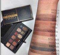 Wholesale Eye Master - Hot Makeup Eyeshadow Palette 12 Colors Master Eye Shadow Palette DHL Free shipping