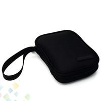 kit case diy venda por atacado-Vape Bolso Vaper Multifuncional Case Kit Ferramenta Carry Bag Mão Pegou saco de Embreagem para E cig Dispositivo e Ferramentas DIY DHL Livre