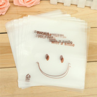 Wholesale Gusset Bags - Wholesale- 50 Pcs Cellophane Candy Party Gusset Packaging Bag Clear Cookie Sweet Wedding Birthday Full Stock Clearance