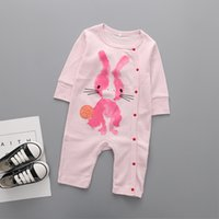 Wholesale Male Infant Clothes - European and American models of male and female infant conjoined clothes