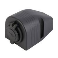 carpa doble al por mayor-Tipo de tienda de un solo orificio doble cargador de coche USB carpa USB toma doble boca modificada 5V