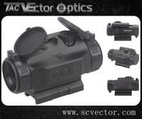 Wholesale Vector Optics Sights - Vector Optics Hunting Scopes Tactical 1x30 Red Dot in Riflescopes Reflex Sight Auto Light Sense 110mm 4.3 Inch Sight