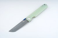 Wholesale Stonewashed ZKC C03 Stedemon Knife SHY C Liner Folder Kinfe Bearing Camping Pocket Knife