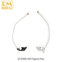 Wholesale S3 Antenna - Original 5pcs lot WiFi Antenna Signal Flex Cable Ribbon Replacement parts compatible For Samsung Galaxy S2 i9100 S3 i9300 Note 4
