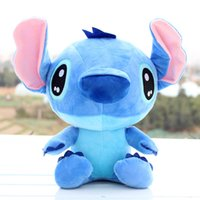 Wholesale High Quality quot cm Cute Lilo Stitch Plush Doll Toys Lovely Stitch Toys Plush Animals For Child Gifts