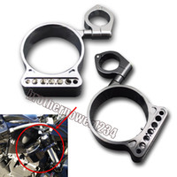 Wholesale Motorcycle Instrument Bracket CNC Aluminum For Harley SPORTSTER C