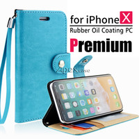 Wholesale Iphone Cover Leather Retro - For Iphone X 8 Plus Wallet Case Note 8 Retro PU Leather Cases for Iphone 7 6 plus Wallet Back Cover Pouch With Card Slot Photo Frame