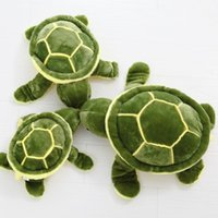 Wholesale Small Plush Stitch Toy - Wholesale- Free shipping 2015 new cute small eyes turtle tortoise doll stitch plush toys girls dolls baby turtle toy birthday gift 1PC