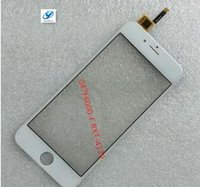 Wholesale Clone Phones China - Wholesale- original touch screen external display Glass Panel 047F6000-F RXT-4179 FOR china clone ip6 i6 phone
