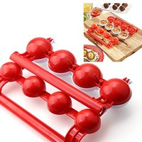Wholesale Fishing Stuff - Easy To Use Eco-friendly Plastic Newbie Meatballs Mold Stuffed Fish Meat Balls Maker Homemade Mould DIY