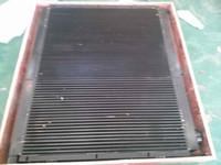 Wholesale water heat exchanger resale online - heat exchanger oil cooler water after cooler for IR scerw air compressor part