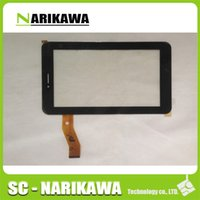 "Wholesale Ainol Ax1 3g - Wholesale- 7.0"" inch Touch Screen Digitizer Replacement For Ainol NUMY 3G AX1 Quad Core Tablet 04-0700-0808 v1"