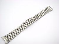 наручные часы оптовых-CARLYWET 20mm Оптовые сплошные изогнутые концевые винтовые соединения Развертывание Застежка из нержавеющей стали Наручные часы Band Bracelet Strap