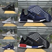 Wholesale Camo For Women - Original NMD_XR1 PK Running Shoes Cheap Sneaker NMD XR1 Primeknit OG PK Zebra Bred Blue Shadow Noise Duck Camo for man woman Boost