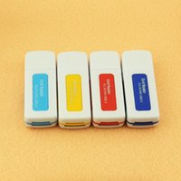 Wholesale Micro Sd Card Wholesale China - wholesale 4 in 1 High Speed USB 2.0 Micro SD card T-Flash MS M2 TF multi Card Reader adapter memory card small multi-purpose