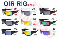 Wholesale Women Ski Goggles - summer drive Biking Eyewears Men Cycling Goggles Climbing Men Skiing Outdoor Sports UV400 Protection riding Sunglasses 9colors free shipping