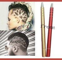 Wholesale Tattoo Pen Tool Machines - barber clippers NEW Fromst Super pen razor hair tattoo haircuts hair clipper eyebrown machine barber cutting hair design Tool Stock DHL