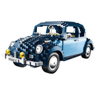Wholesale ultimate models - Lepin Blocks 1707Pcs Technic Classic Series 21014 Ultimate Beetle Set Children Educational Toys Famous Car Model 10187 Kids Gifts Juguetes