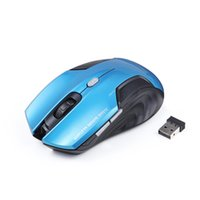 Wholesale Best Desktop Laptop - 2017 Best 2.4Ghz 2400DPI USB Mini Portable Wireless Gaming Mouse Mice Optical Gamer Mouse for PC Laptop Desktop Notebook MAC