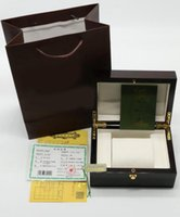 Wholesale Watches Ap - 2017 Luxury High Quality Boxes brand Original Watch Box Watch packing with Brochures cards ap box