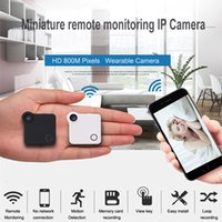 Tragbare Kamera WiFi Mini Kamera DV Wireless IP Kamera Video Fernüberwachung Telefon Camcorder