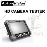 Wholesale Tester For Camera - X42TAC 2018 Hottest IP Camera AHD CVI TVI CCTV Tester CCTV Video Tester for DHL shipping AT