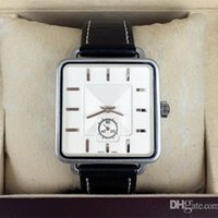 Wholesale Branded Gift Items - 2017 Hot Items Fashion Luxury Women man Leather Watch Stainless Steel Leather Sexy Lady Watch High Quality Famous Brand gifts Accessories