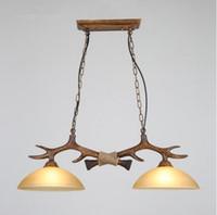 Wholesale antler chandelier buy cheap antler chandelier from antler chandelier indoor antlers chandelier for european country living room xmas decoration lamp luminarias para aloadofball Gallery