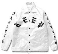 Wholesale Pops Locks - FunkyStyle PALACE Boards Reflection Wheels Popping Locking YEESEWE oaches Kanye west Jackets Fashion Men Hip hop dance Uniform Coats