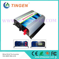 Wholesale Grid Tie Inverter Wind Lcd - 500w 500watts tie grid wind inverter dc to ac with lcd display dc input 10.8-30v output for 110v 220v home use