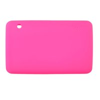 android mittelfall großhandel-Großhandels-Silikon-robuste Abdeckung für 7-Zoll-Tablet-PC Android Kapazitive A13 Mitte Soft Back Case schützende Haut # 81082