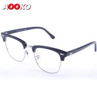 Wholesale Computer Clubs - Men Women Club Optical Glasses Master Frame Designer Eyeglasses Master Reading Glasses Prescription Computer Eyewear