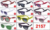 radfahren sonnenbrille verkauf großhandel-HEISSE VERKAUFS-Sommer SCHUTZBRILLE Sonnenbrille UV400 Schutz Sonnenbrille Art und Weisemänner Frauen Sonnenbrilleunisexgläser, die Gläser 11colors radfahren