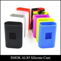 Wholesale Silicone Rubber Bag Case - SMOK Alien Silicone Case AL85 Bag Colorful Rubber Sleeve SMOK AL85 Protective Cover Skin for SMOK AL85 Alien
