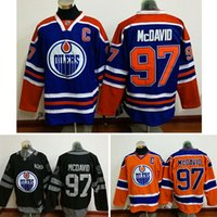 2016 2017 Edmonton Draft  97 Connor Mcdavid 2015 American Premier Hockey  Jerseys Ice Winter Home Away Jersey C + Stitched Authentic ... 782a856df