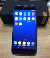 Android 6.0 goophone s8 edge s8 plus s8 + smartphone 5.8 pouces 64bit MTK6580 <b>Quad core cellphones</b> 1gb RAM 8gb ROM show faux 4g lte 64gb DHL