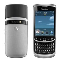 Wholesale Blackberry Torch Screen - Refurbished Original Blackberry Torch 9810 Unlocked Slider Mobile Phone 3.2 inch Touch Screen + QWERTY 8GB ROM 5MP Camera WIFI Post 1pcs