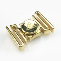 Wholesale Team Sky Wholesale - Pcc Team Sky maze Spinner Colorful EDC Gyro Toys Hand Spinner Fidget Pure copper Fidget HandSpinner Professional Factory Direct Sales
