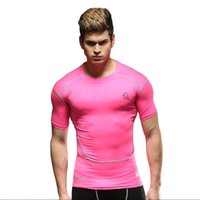 Wholesale Shorts Teen - Tights Teen Short Sleeve T-Shirt Shampoo Drying Moisturizing Wrapping Training Fitness Wear