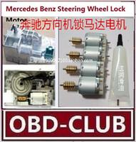 Wholesale Oem Steering Wheel - OEM ELV ESL for M-Benz W204 W207 W212 Steering Wheel Lock Motor & full New steering lock motor