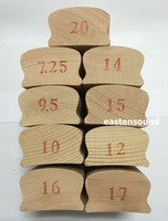 Wholesale Fret Inlay - One Pc Radius Sanding Block 13cm Luthier Tool for Fret Leveling Fingerboard Inlay