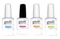 Wholesale Bonding Gel - Wholesale-MSK Nail Gel Polish FANTASTIC FOUR 4PC SET BASE COAT TOP COAT pH Bond NOURISH.5oz
