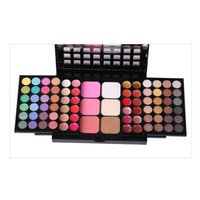 Wholesale mirror slides resale online - Colors Layers Sliding Makeup Set Including Eyeshadow Contour And Concealing In Matte And Shimmer With Mirror Brush Inside fre